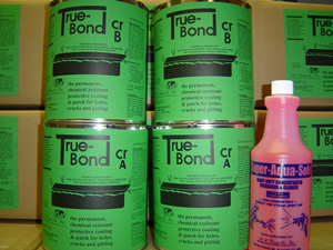 True-Bond CR™ (Chemical Resistant)